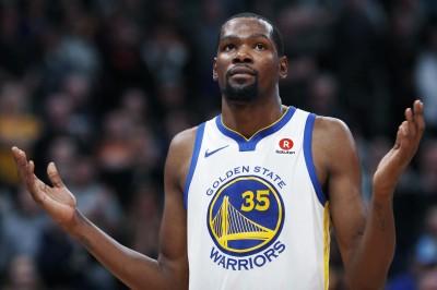 NBA》球員當教練挨批 杜蘭特:大家都熱衷討厭勇士