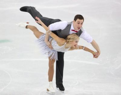 冬奧》德國66年來首面金牌 花式滑冰雙人締造歷史