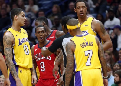 NBA》「致敬說」吵不完 I.湯、朗度大鬧都被趕出場(影音)