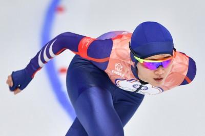 黃郁婷競速滑冰500公尺登場 今日賽事預告與轉播