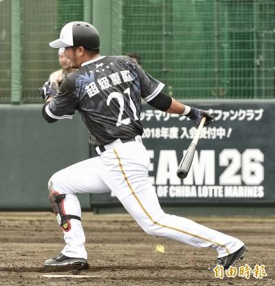 棒球》桃猿新版綽號球衣今亮相 「超級喜歡」響徹羅德春訓基地