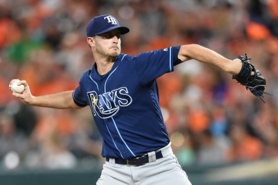 MLB》光芒交易省薪資  歐多里齊去雙城、迪克森遭DFA