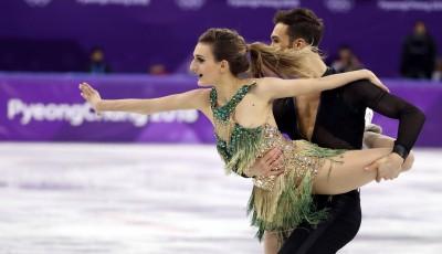 冬奧花式滑冰冰舞金牌將出爐 今日賽事預告與轉播