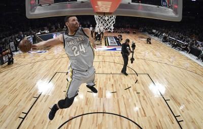 NBA》灌籃大賽不敵新秀  小南斯認為都得怪「他」(影音)