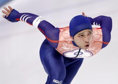 冬奧》宋青陽500公尺競速滑冰 壓軸登場34名作收