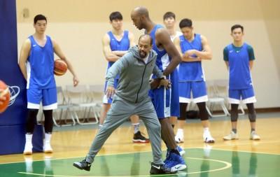 台灣男籃今出征日本 上一階段成員僅剩5人