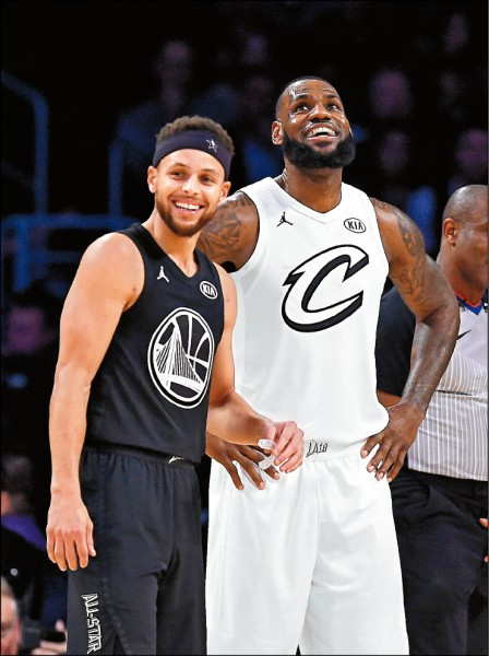 NBA明星賽改制 球迷收視捧場