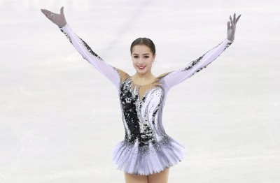 冬奧》完美的黑天鵝! 15歲小將破紀錄爆冷贏世界冠軍