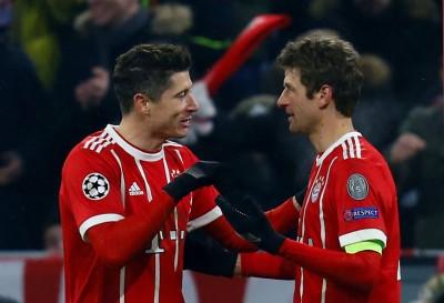 歐冠》拜仁兩大將狂進4球  晉級8強勢在必行