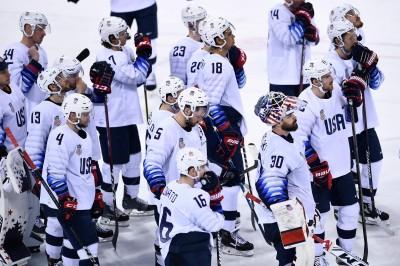 冬奧》賽前嗆冰球要奪金 美國爆冷輸捷克慘遭淘汰