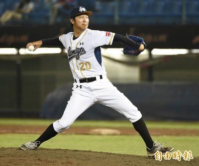 中職》陳禹勳兩年合約 創隊史本土投手最高薪紀錄