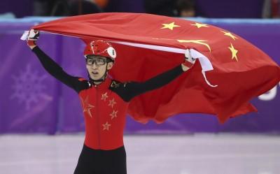 冬奧》避免「零金」尷尬 中國今終於奪首金