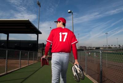 MLB》打擊練習扛大號全壘打 大谷週日迎接春訓初登板
