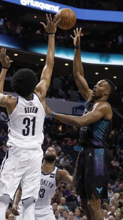 NBA》豪爾德展魔獸本色 狂抓24板助隊力克籃網