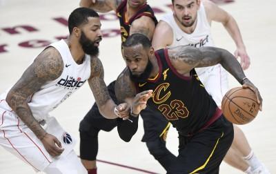 NBA》詹姆斯繳全面身手卻孤軍奮戰 騎士無緣5連勝