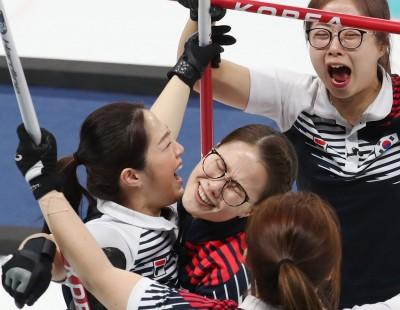 冬奧》南韓女子冰壺隊勝日本 亞洲國家首闖決賽創紀錄
