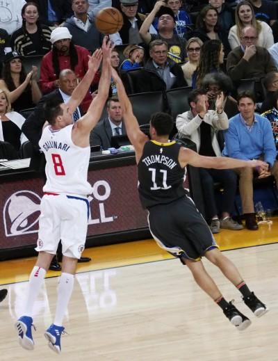 NBA》「起床手痛到沒辦法刷牙」 快艇帥哥射手因傷缺陣