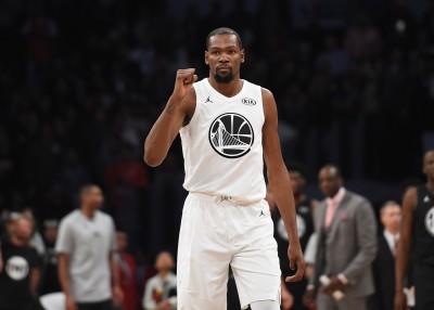 NBA》球員收賄曝光 KD:應廢除「大學打一年」制度