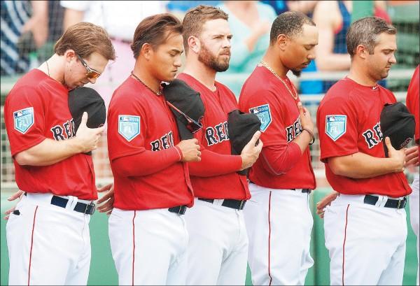 MLB》熱身賽首戰就上 林子偉搶進開季名單