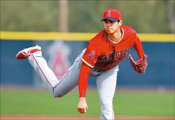 MLB》投手大谷首秀轟動 打者大谷本週登場