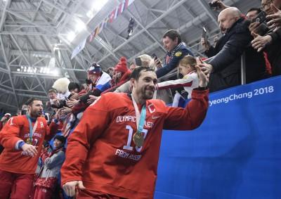 冬奧》俄羅斯睽違26年奪冰球首金 不計歷屆紀錄