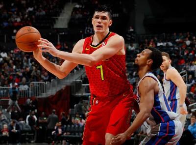 NBA》老鷹合約一買斷  伊利亞索瓦就投奔七六人