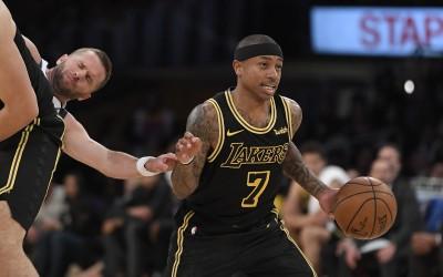 NBA》暗批騎士反應過度  I.湯瑪斯想長留湖人