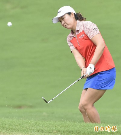 高球》HSBC世界女子錦標賽第2回合 龔怡萍並列36
