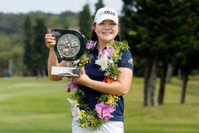 日本LPGA》大金蘭花高球賽  南韓李明英奪冠、盧曉晴並列17名