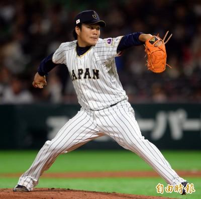 棒球》則本昂大2局飆5K 日本武士連兩戰完封澳洲