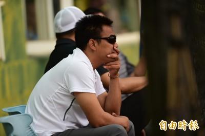 高中木棒聯賽八強賽激戰  陳金鋒現身觀戰