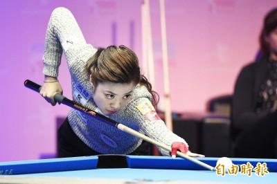 安麗盃》挑戰生涯第4冠 周婕妤預賽全勝以分組第1晉16強