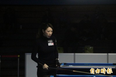 安麗盃》魏子茜力退隊友郭思廷 與陳禾耘攜手闖進4強