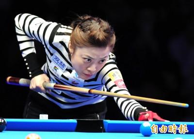 安麗盃》周婕妤不敵死對頭韓雨 無緣生涯第4冠
