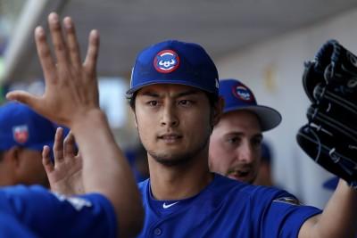 MLB》目標接棒小熊王牌 達比修有秀球種飆K展自信