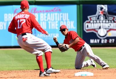MLB》林子偉替補上場  被紅襪新教頭大讚
