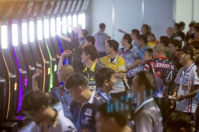 飛鏢》盼轉型競技運動 飛鏢拚列明年全運會表演賽