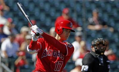 MLB》好戲登場!大谷翔平先發8棒 強碰2屆塞揚強投