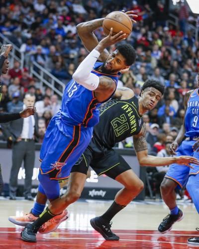 NBA》腹股溝傷勢不礙事  P.喬治盼能盡快重回場上
