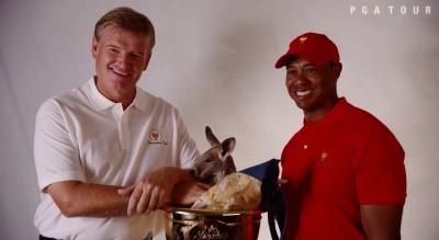 高球》伍茲與艾爾斯 出任2019年總統盃對抗賽雙方隊長