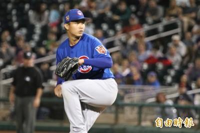 MLB》小熊解約2016奪冠成員  曾仁和有望受惠
