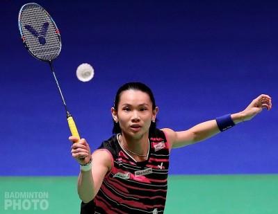 羽球》速戰速決日本美少女 戴資穎四強將戰陳雨菲