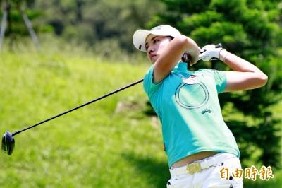 日本LPGA》T-Point女子高球賽 鈴木愛暫居領先 台將姚宣榆並列26