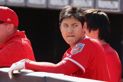 MLB》大谷4場先發狂掉17分 美媒毒舌:開季從1A出發