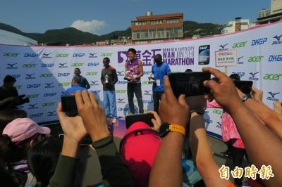 路跑》狠甩非洲菁英選手 日本跑者:相信台灣人也可以