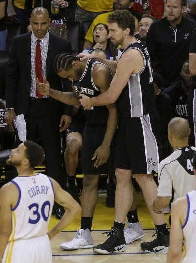 NBA》長期缺席「可愛」挨轟   P.加索力挺:關懷代替責備