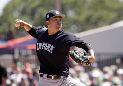 MLB》不是田中將大 洋基新王牌扛開幕戰先發(影音)
