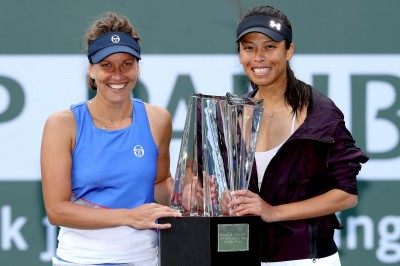 網球》謝淑薇配捷克女將 生涯印地安泉二度封后