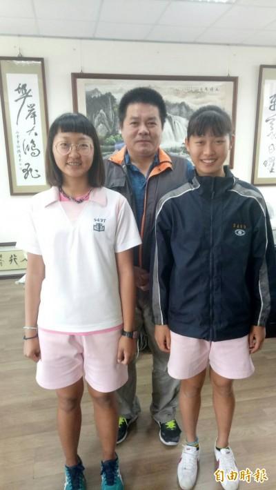 田徑》虎尾高中3女傑   2人獲選國家代表隊、1人達亞青標準