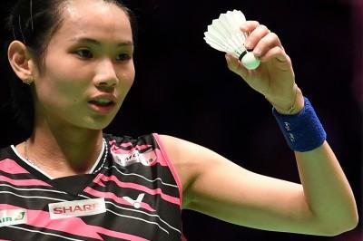 羽球》全英賽女單二連霸寫紀錄 官網盛讚戴資穎「無敵」